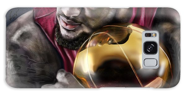 Lebron James - My Way Galaxy Case
