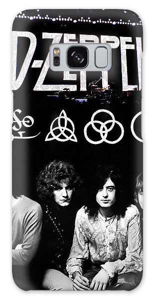 Drum Galaxy Case - Led Zeppelin by FHT Designs