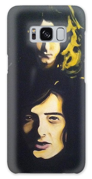 Led Zeppelin Galaxy Case by Matt Burke
