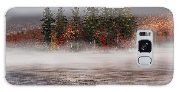 Fog Galaxy Case - Lefferts Pond by Magda  Bognar