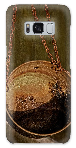Left To Rust Galaxy Case by Odd Jeppesen