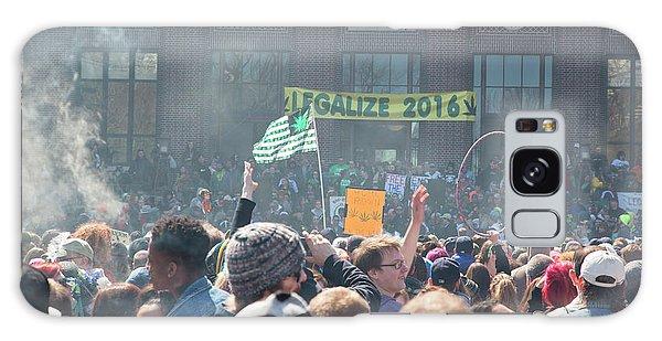 Legalisation Of Marijuana Galaxy Case by Jim West