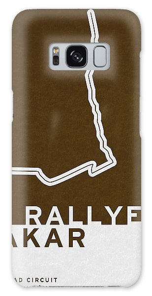 Symbolism Galaxy Case - Legendary Races - 1978 Le Rallye Dakar by Chungkong Art