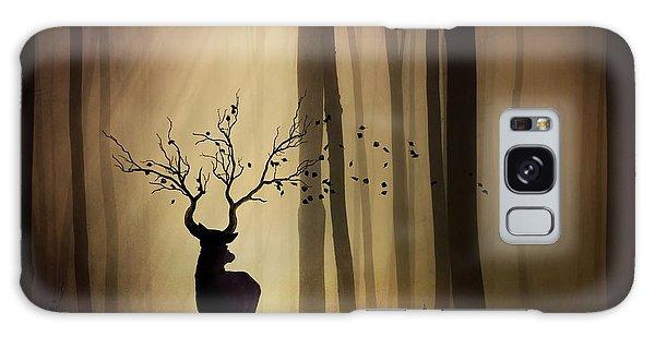 Fairy Galaxy Case - Legendes D'automne by Sebastien Del Grosso