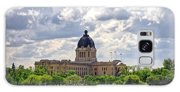 Sask Legislative Building Galaxy Case