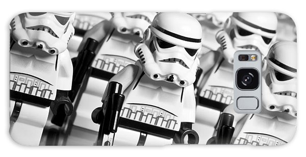 The Empire Galaxy Case - Lego Storm Trooper Army by Samuel Whitton