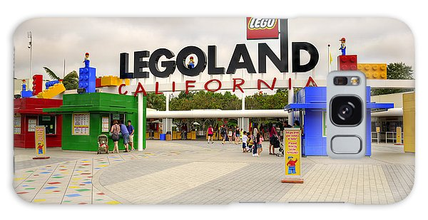Legoland California Galaxy Case
