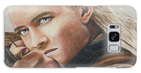 Legolas / Orlando Bloom Galaxy Case