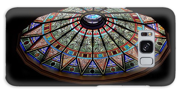 Lehigh University Linderman Library Rotunda Window Galaxy Case