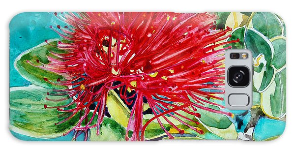 Lehua Blossom Galaxy Case