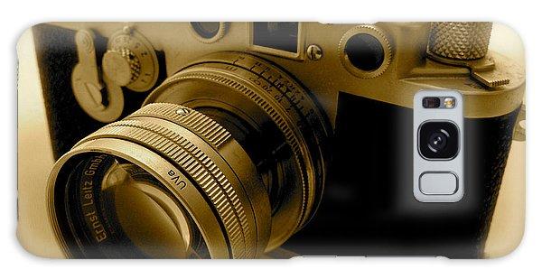 Leica Classic Film Camera Galaxy Case