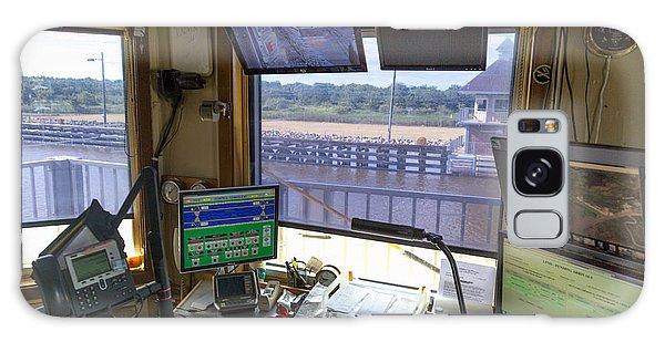 Leland Bowman Locks Control Room Galaxy Case by Gregory Daley  PPSA