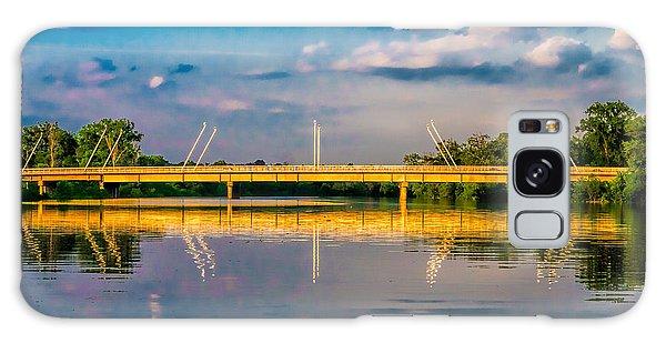 Lemay Ferry Bridge Galaxy Case