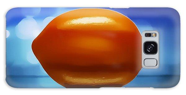 Lemon Galaxy Case by Aaron Berg