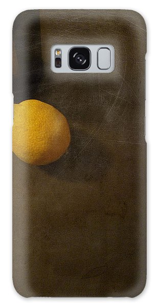 Lemon And Bottle Galaxy Case