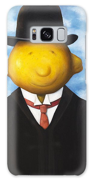 Lemon Head Galaxy Case by Leah Saulnier The Painting Maniac