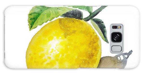 Lemon Galaxy Case