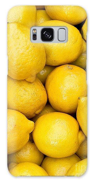 Lemons 02 Galaxy Case
