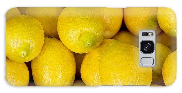 Lemons 1 Galaxy Case
