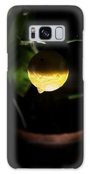 Lemon's Planet Galaxy Case