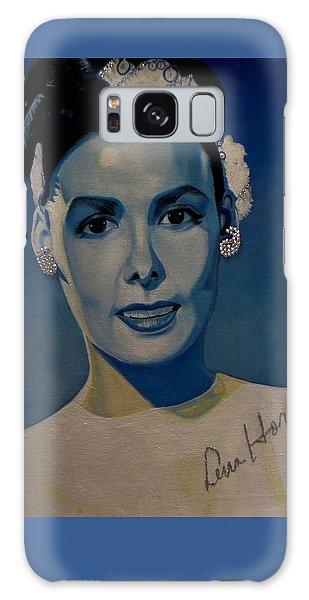 Lena Horne Galaxy Case by Chelle Brantley