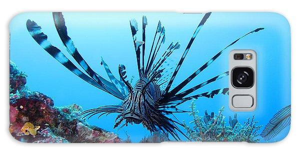 Leon Fish Galaxy Case by Sergey Lukashin