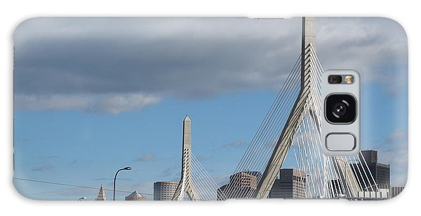 Leonard P Zakim Bridge Galaxy Case