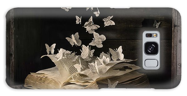 Creative Galaxy Case - Lepidopterology by Heather Bonadio