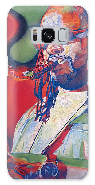 Leroi Moore Colorful Full Band Series Galaxy Case