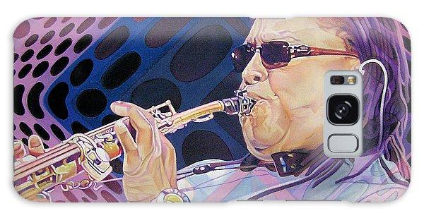 Leroi Moore-op Art Series Galaxy Case