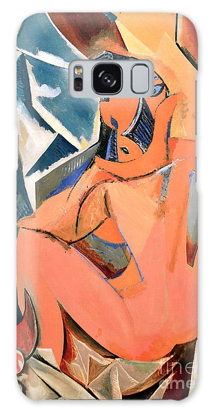 Les Demoiselles D'avignon Picasso Detail Galaxy Case by RicardMN Photography