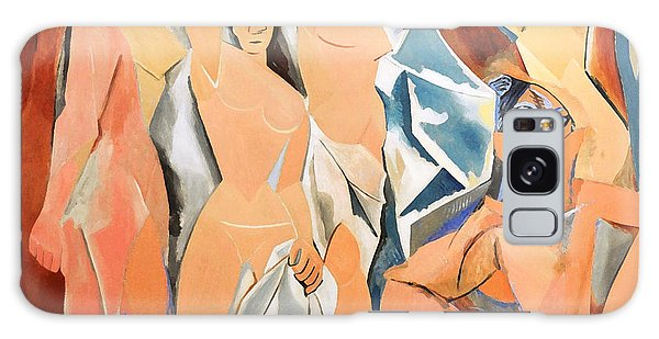 Les Demoiselles D'avignon Picasso Galaxy Case by RicardMN Photography
