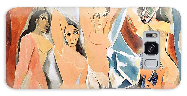 Les Demoiselles D'avignon Picasso Galaxy Case