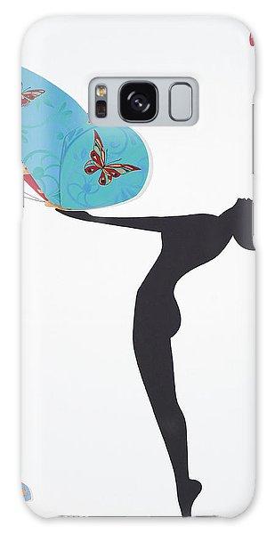 Dance Galaxy Case - Les Papillons, 2008 by Jenny Barnard