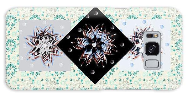 Let It Snow Galaxy Case