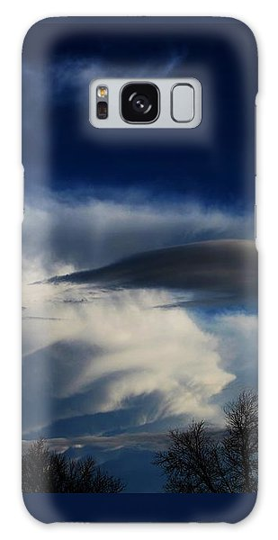 Let The Storm Season Begin Galaxy Case
