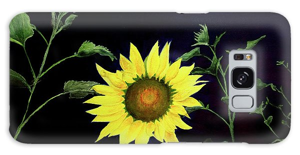 Let Your Light So Shine Galaxy Case by Jane Autry
