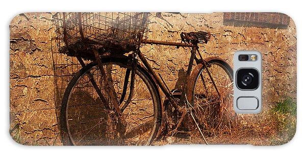 Let's Go Ride A Bike Galaxy Case