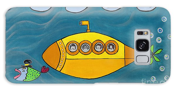 Lets Sing The Chorus Now - The Beatles Yellow Submarine Galaxy Case