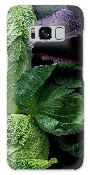 Lettuce Galaxy Case