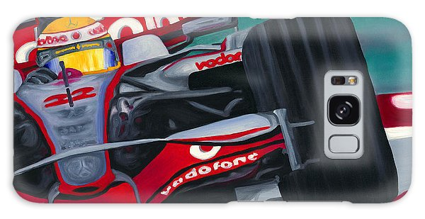 Lewis Hamilton F1 World Champion Pop Galaxy Case