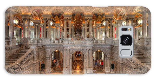 Library Of Congress Galaxy S8 Case