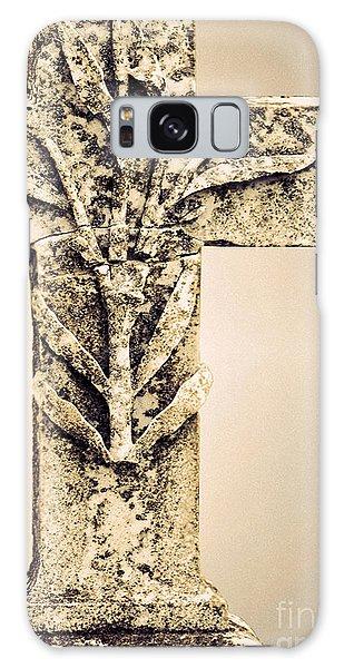 Lichen Cross Bronze Galaxy Case