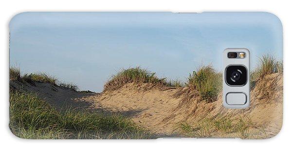 Lieutenant Island Dunes Galaxy Case