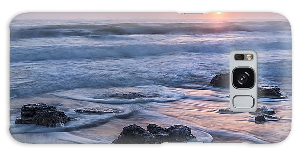 Life Always Changes Galaxy Case by Jon Glaser