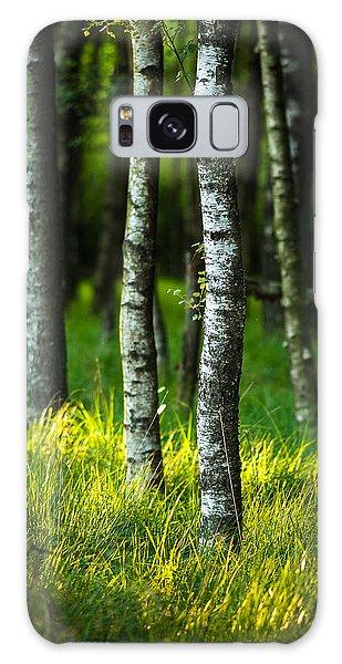 Life Is A Birch Galaxy Case