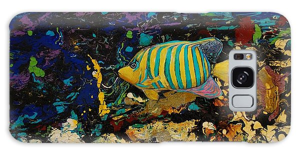 Life Underwater Galaxy Case by Jean Cormier