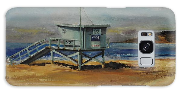 Lifeguard Station Twenty Two Galaxy Case