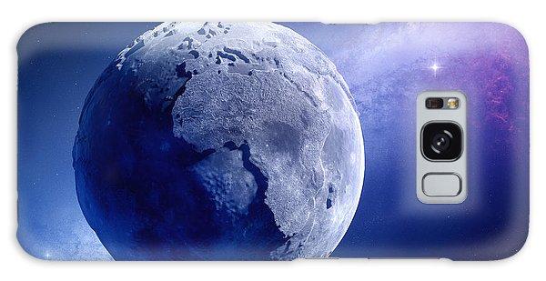 Earth Galaxy Case - Lifeless Earth by Johan Swanepoel