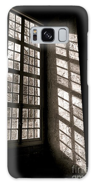 Window Galaxy Case - Light And Shadows by Olivier Le Queinec